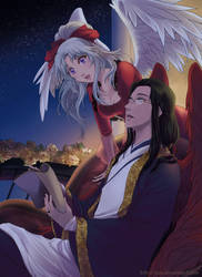 MS: Peaceful Night by Zue