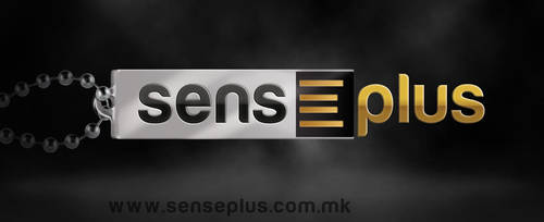 Sense Plus logo by Elena3