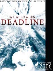 October Newsletter - Cover by spukee