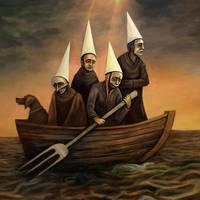 Fools at Sea by DaveWhitlam