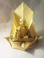 Buddha by Tan-HaoJie