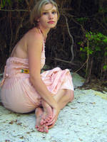 Spring Dress by Neriah-stock