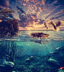 The Sea of Loss by mustafa11490