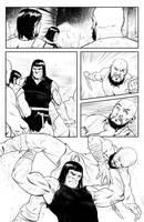 Conan Sample Pg3 by ArminOzdic