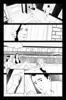 Crucified Issue 2 page 6 by ArminOzdic