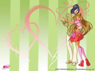 Winx Club Flora and Helia Background 01 by Lady-Angelia-13