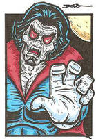 SC - Morbius by DougDraw