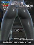 The Drone Agenda: Grayed Out #4 by balthazarbludd