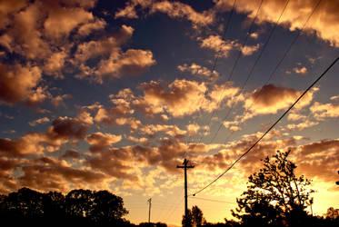 Oregon Skies by spooky1517