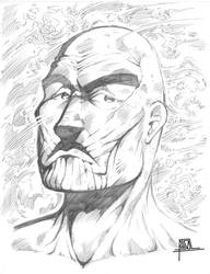 Thanos by pa5cal