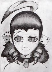 Genzoman's The Wanderer-Rose by LAN-V