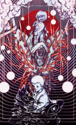 Devilman Crybaby Fanart by LAN-V
