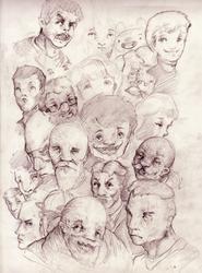 Faces by LAN-V