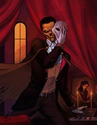 Opera Ghost by envidia14