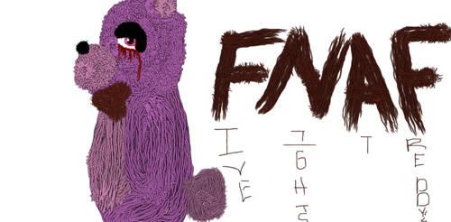 Fnaf Bonnie by DaringDash20