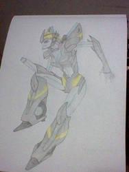 Transformers Prime: OC by Itzamara-kun