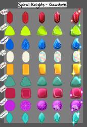 Gemstone Tutorial by FightingPolygon