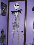 Jack Skellington by flammingcorn