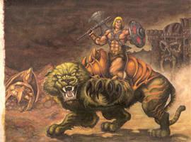 Battlecat by Jams-da-1