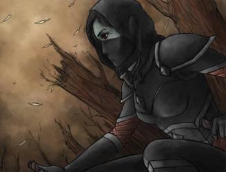 Elder Scrolls: Naryu Virian by iPancakes