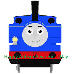 Happy Autism Awareness Day!!! by ThomasandMLPPerson