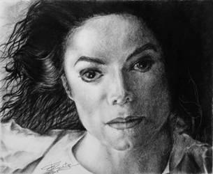 Michael Jackson by ArtCindyMF