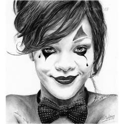 Rihanna Mimo by ArtCindyMF