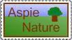 Aspie Nature stamp by DarkOnister