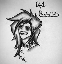 Barbed Wire by ShadSal