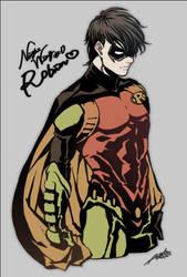 Robin by xxxviciousxxx