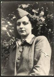 SS Aufseherin by generalmaximilian