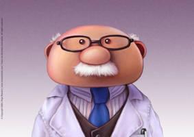 Muppet Concept - 2009 by Batliebre