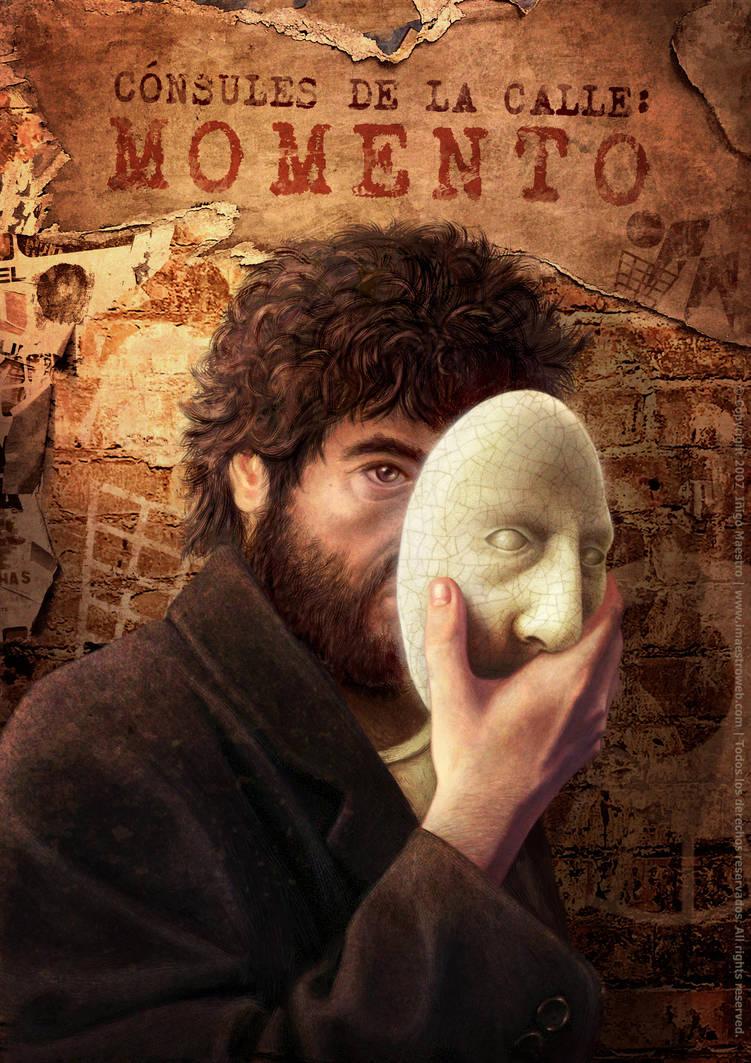''Street Consuls: Momento'' Poster (2007) by Batliebre