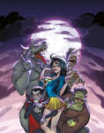 GFT Halloween Special 2014 by MirkAnd89