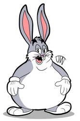 Big Chungus by JoeyWaggoner