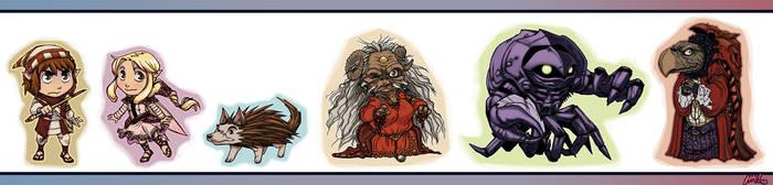 Legends of the Dark Crystal SD by HeidiArnhold