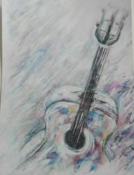 Guitar by Esdah