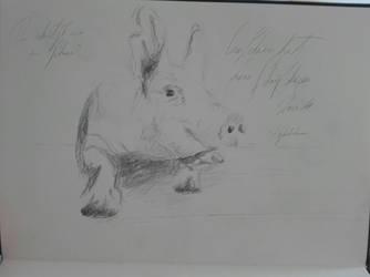 Piggy by Esdah