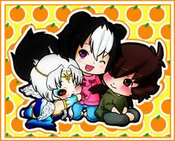 EDY: SS: Clementine's lil Cuties~ by eto-tan
