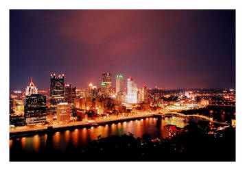 Pittsburgh by drain166