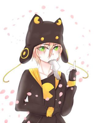 ::Trashy Magical Boy:: by KittyBizcuits
