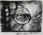 Glass Of Water by Yagmurengin