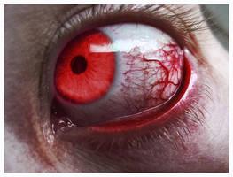 veiny eye by xstdx