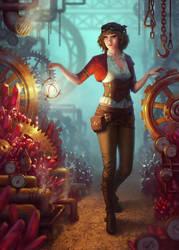 Explorer by Viccolatte