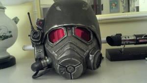 NCR Veteran Ranger Helmet and Mask by HighlanderFX