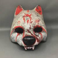 The Huntress Hound Mask by HighlanderFX