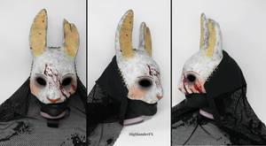 Huntress Mask with Veil by HighlanderFX