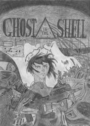 Ghost In The Shell by korkydorch
