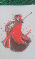 Henceforward AU!Ruby Rose by TheDevilFlan-chan495