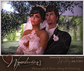 casper wedding by Wyndaveres